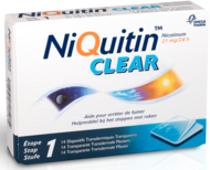 NiQuitin® Clear Patch